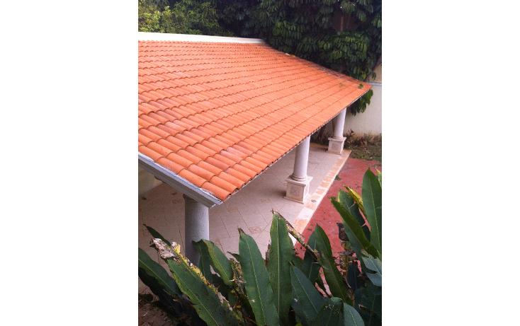 Foto de casa en venta en  , montecristo, m?rida, yucat?n, 1631342 No. 02
