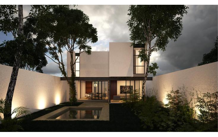 Foto de casa en venta en  , montecristo, mérida, yucatán, 1668698 No. 02