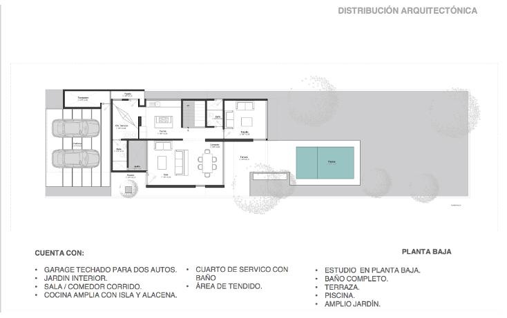 Foto de casa en venta en  , montecristo, mérida, yucatán, 1668698 No. 05