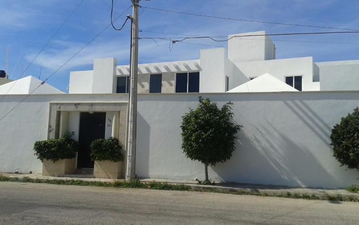 Foto de casa en renta en  , montecristo, mérida, yucatán, 1685592 No. 01