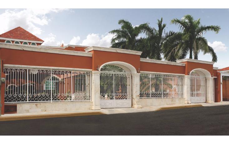 Foto de casa en venta en  , montecristo, m?rida, yucat?n, 1721242 No. 01
