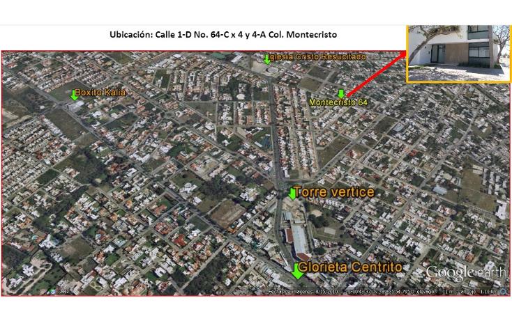 Foto de oficina en renta en  , montecristo, mérida, yucatán, 1724222 No. 13