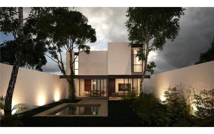 Foto de casa en venta en  , montecristo, mérida, yucatán, 1732332 No. 02