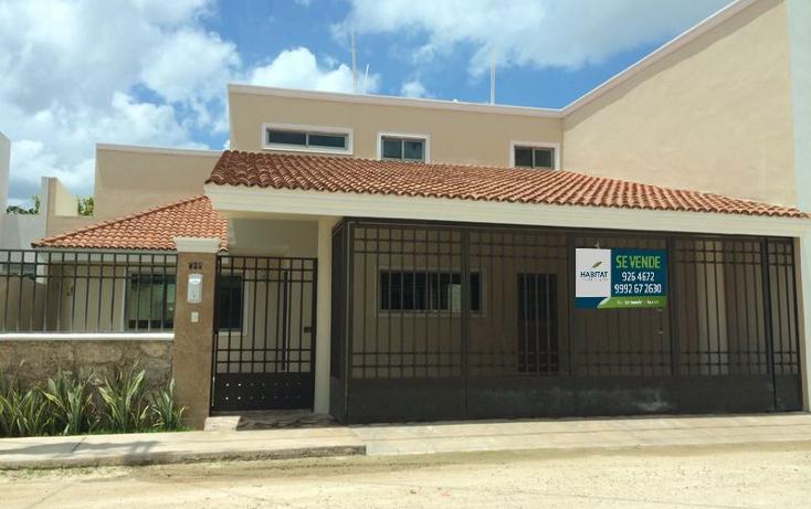 Foto de casa en venta en  , montecristo, mérida, yucatán, 1749032 No. 01