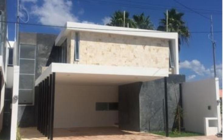 Foto de casa en venta en  , montecristo, mérida, yucatán, 1755346 No. 01
