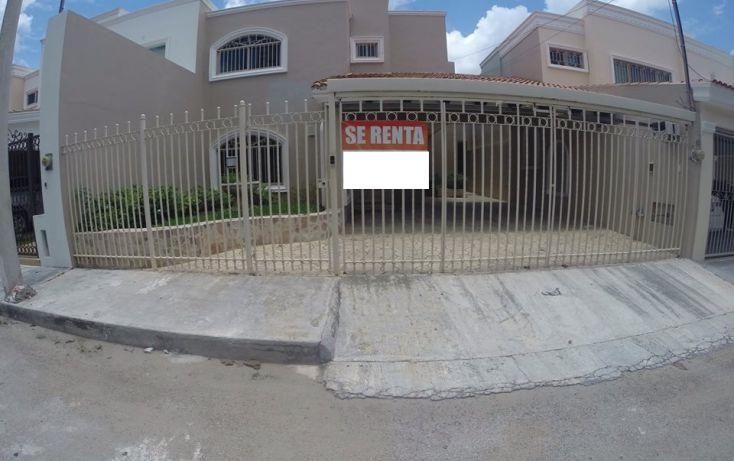 Foto de casa en renta en, montecristo, mérida, yucatán, 1756906 no 01