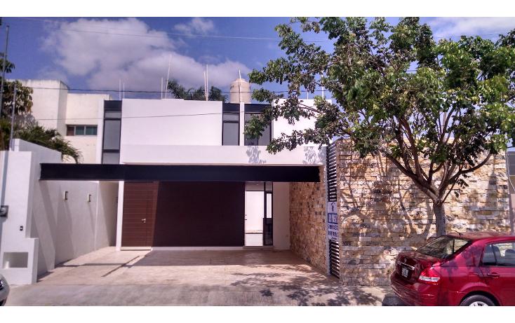 Foto de casa en venta en  , montecristo, mérida, yucatán, 1772612 No. 01