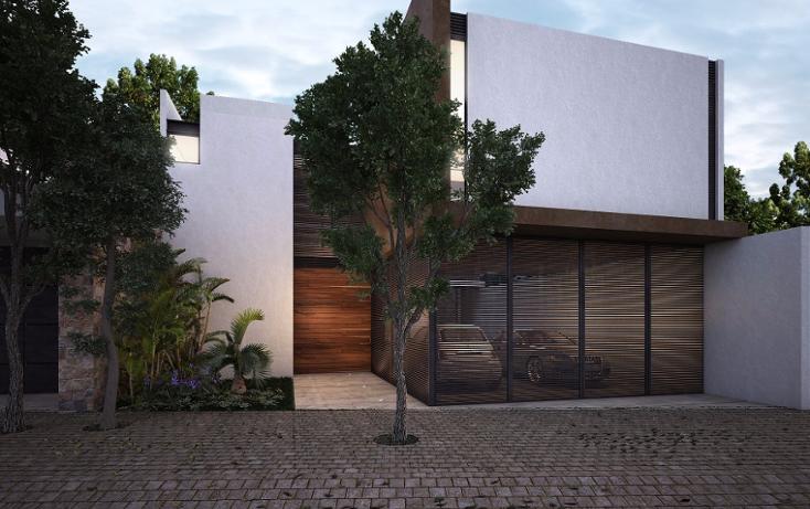 Foto de casa en venta en  , montecristo, mérida, yucatán, 1773676 No. 01