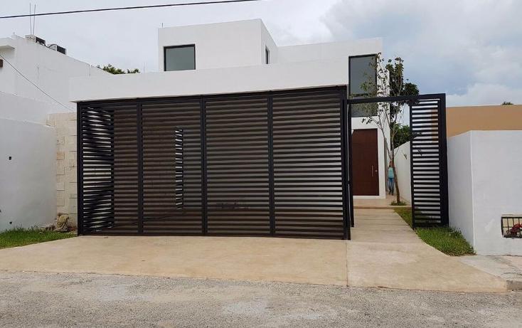 Foto de casa en venta en  , montecristo, mérida, yucatán, 1917020 No. 01