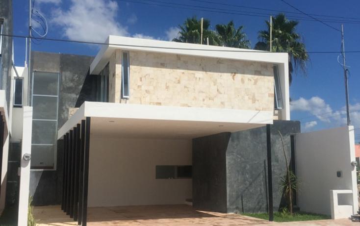 Foto de casa en venta en  , montecristo, m?rida, yucat?n, 1930184 No. 01