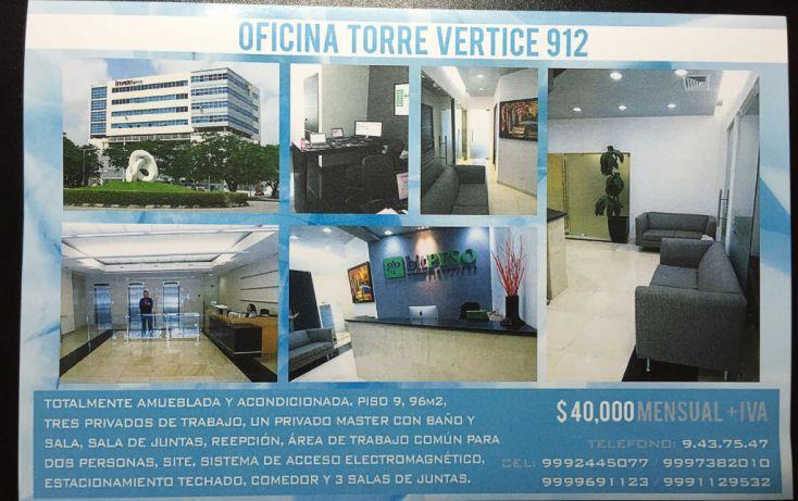 Foto de oficina en renta en, montecristo, mérida, yucatán, 1930304 no 01