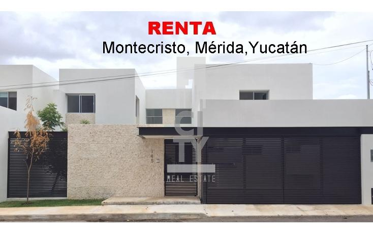 Foto de casa en renta en  , montecristo, mérida, yucatán, 1959063 No. 01