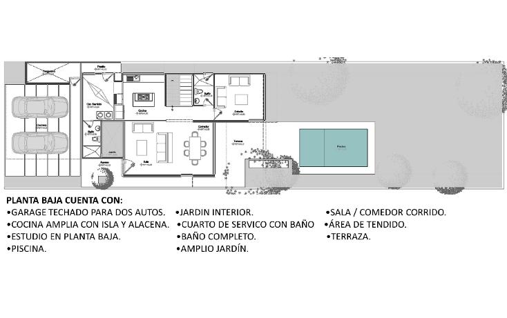 Foto de casa en venta en  , montecristo, m?rida, yucat?n, 1971820 No. 08