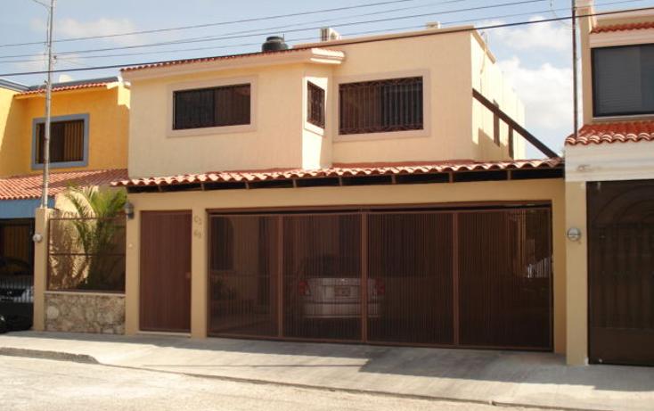 Foto de casa en renta en  , montecristo, mérida, yucatán, 2006316 No. 01