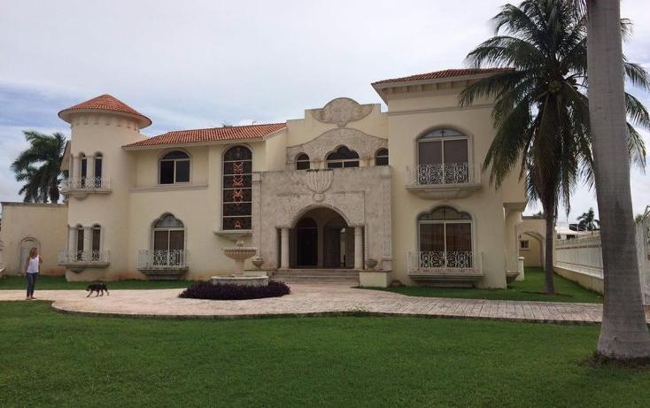 Foto de casa en venta en  , montecristo, m?rida, yucat?n, 2015936 No. 01