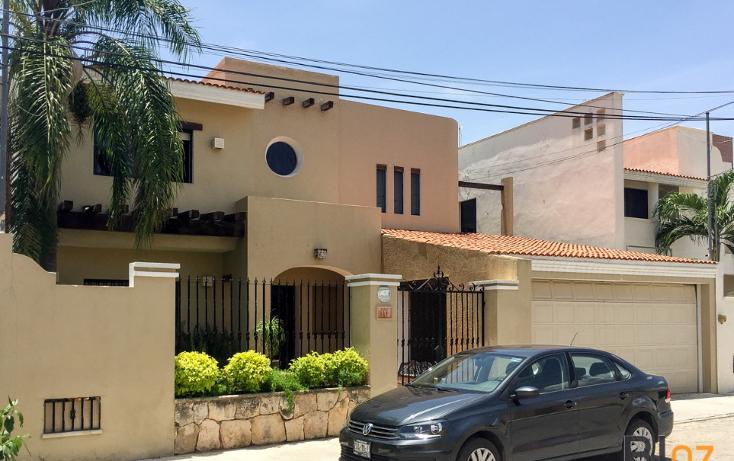 Foto de casa en venta en  , montecristo, mérida, yucatán, 2034364 No. 01