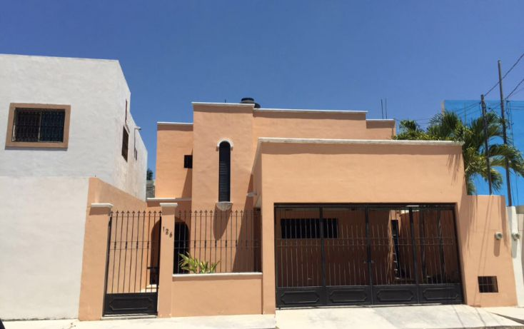 Foto de casa en venta en, montecristo, mérida, yucatán, 2037722 no 01