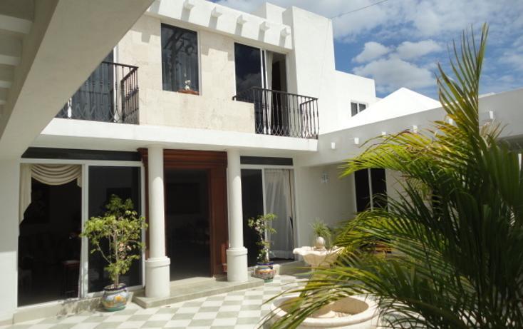 Foto de casa en venta en  , montecristo, mérida, yucatán, 448063 No. 01