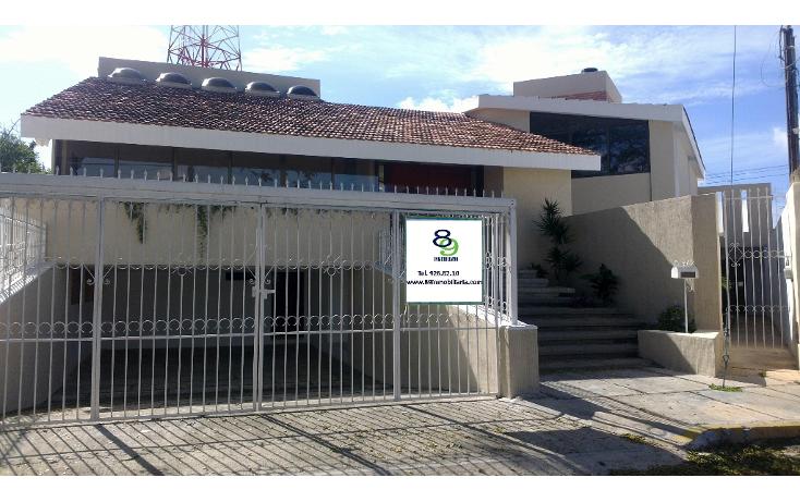 Foto de casa en venta en  , montejo, mérida, yucatán, 1109355 No. 01