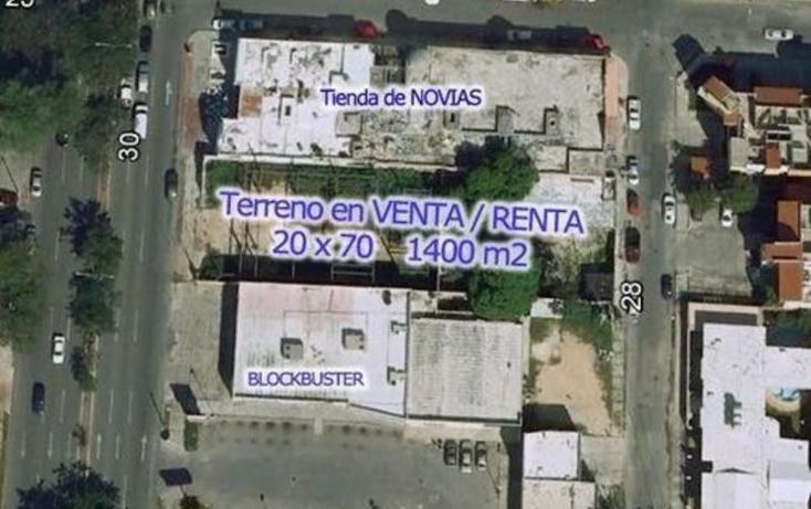 Foto de terreno comercial en renta en, montejo, mérida, yucatán, 1112377 no 01