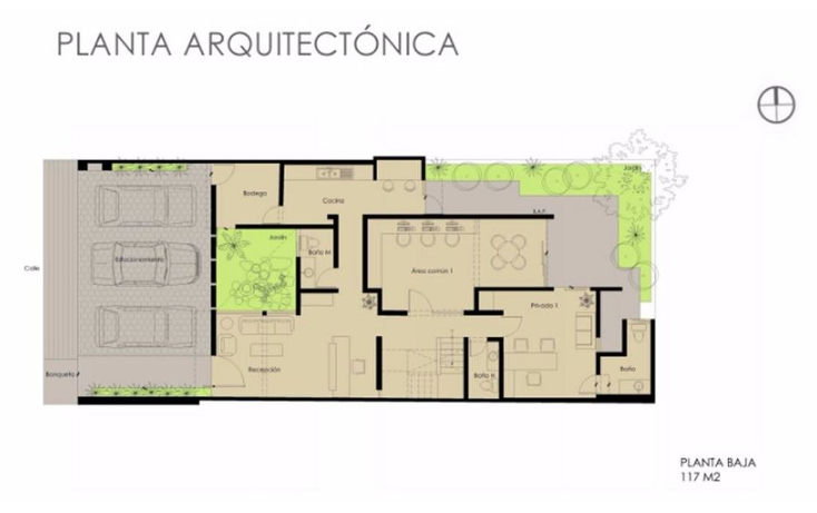Foto de oficina en venta en  , montejo, mérida, yucatán, 1248563 No. 04