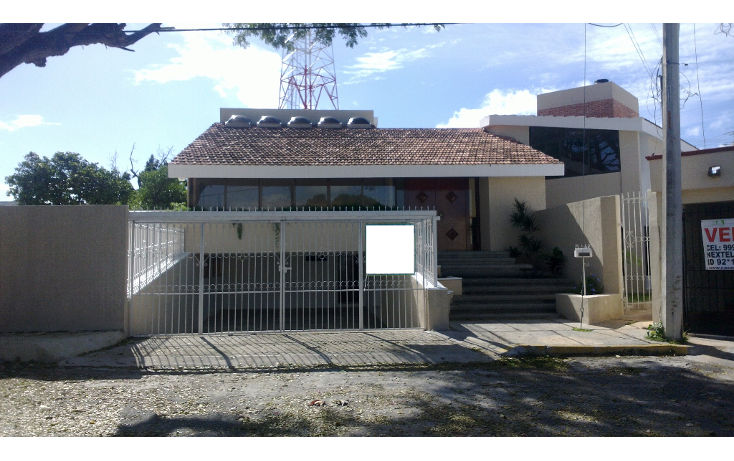 Foto de casa en venta en  , montejo, m?rida, yucat?n, 1427391 No. 01