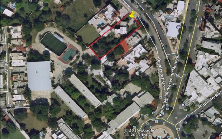 Foto de casa en venta en  , montejo, mérida, yucatán, 1502375 No. 01