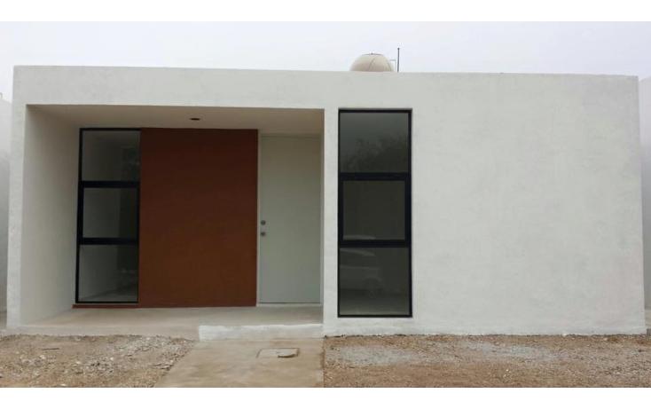 Foto de casa en renta en  , montejo, mérida, yucatán, 1873030 No. 01