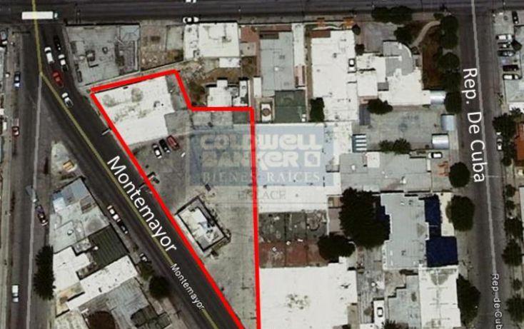 Foto de terreno habitacional en venta en montemayor no 690 690, del maestro, juárez, chihuahua, 280266 no 01