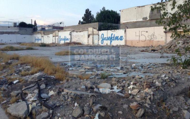 Foto de terreno habitacional en venta en montemayor no 690 690, del maestro, juárez, chihuahua, 280266 no 02
