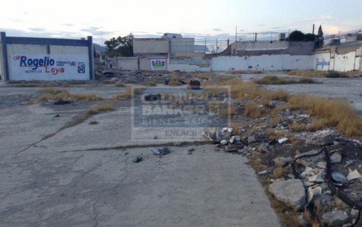 Foto de terreno habitacional en venta en montemayor no 690 690, del maestro, juárez, chihuahua, 280266 no 03
