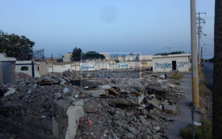 Foto de terreno habitacional en venta en montemayor no 690 690, del maestro, juárez, chihuahua, 280266 no 08
