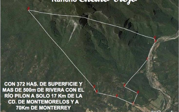 Foto de rancho en venta en  , montemorelos centro, montemorelos, nuevo león, 2642630 No. 02