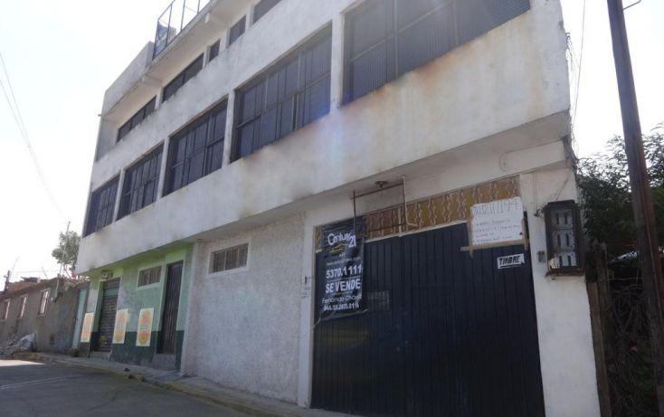 Foto de edificio en venta en monterreal m 203 l 1, san josé el jaral, atizapán de zaragoza, estado de méxico, 1712780 no 01