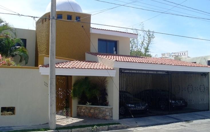Foto de casa en venta en  , monterreal, m?rida, yucat?n, 1062787 No. 01