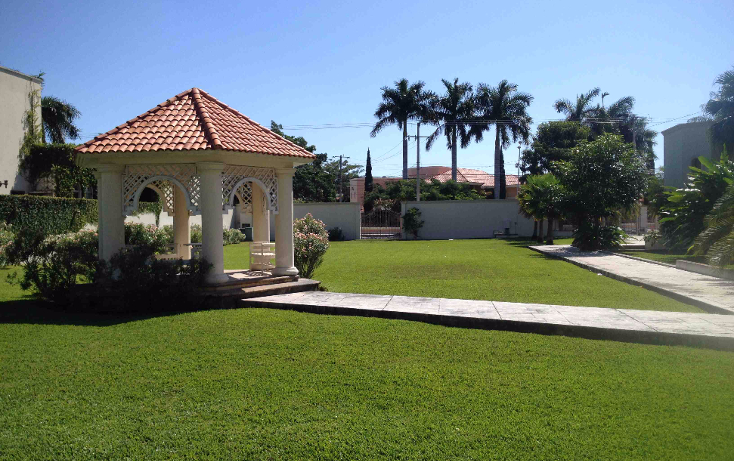 Foto de terreno habitacional en venta en  , monterreal, mérida, yucatán, 1064865 No. 01