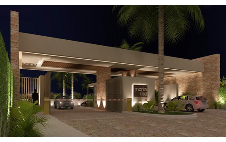 Foto de terreno habitacional en venta en  , monterreal, m?rida, yucat?n, 1116189 No. 06