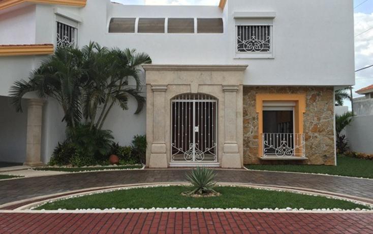 Foto de casa en venta en  , monterreal, mérida, yucatán, 1225533 No. 01