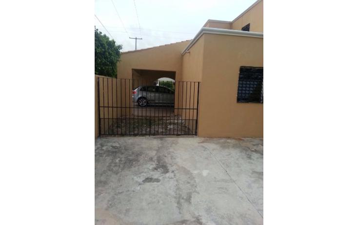 Foto de casa en renta en  , monterreal, mérida, yucatán, 1258191 No. 12