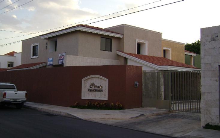 Foto de casa en renta en  , monterreal, mérida, yucatán, 1294877 No. 01