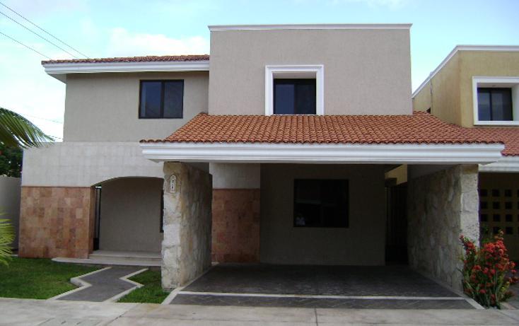 Foto de casa en renta en  , monterreal, mérida, yucatán, 1294877 No. 02