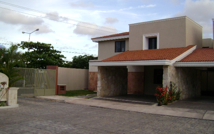 Foto de casa en renta en  , monterreal, mérida, yucatán, 1294877 No. 12