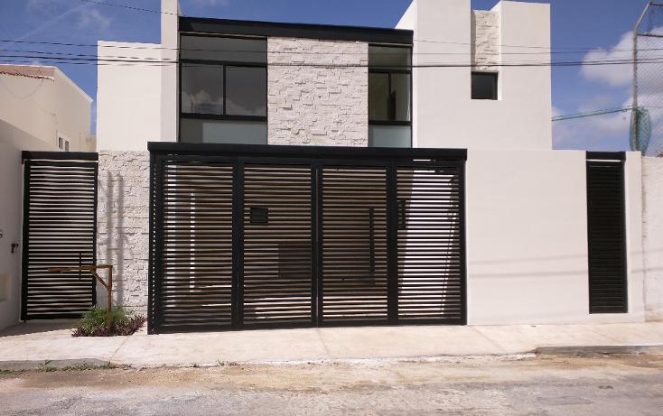 Foto de casa en venta en  , monterreal, m?rida, yucat?n, 1378131 No. 01