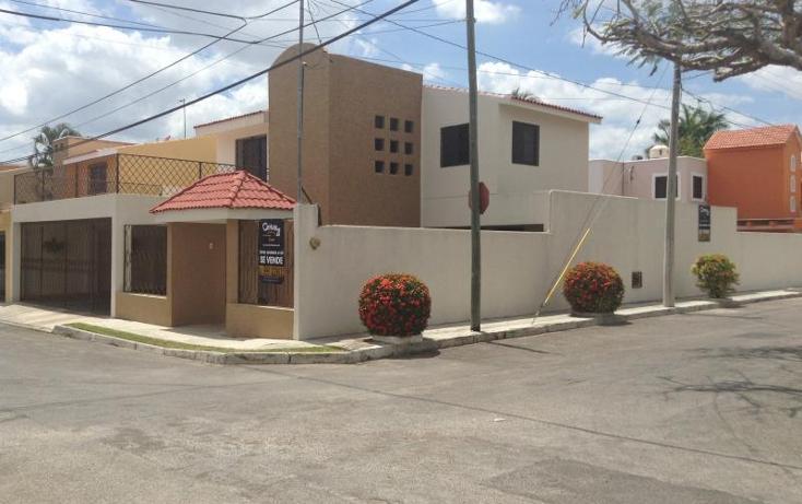 Foto de casa en venta en  , monterreal, mérida, yucatán, 1402195 No. 01