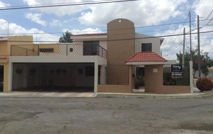 Foto de casa en venta en  , monterreal, mérida, yucatán, 1402195 No. 02