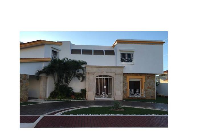 Foto de casa en venta en  , monterreal, mérida, yucatán, 1663272 No. 01