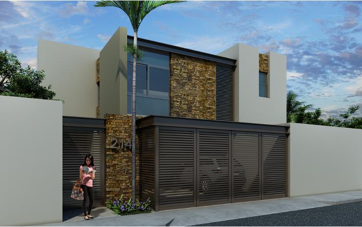 Foto de casa en venta en  , monterreal, mérida, yucatán, 1666368 No. 01