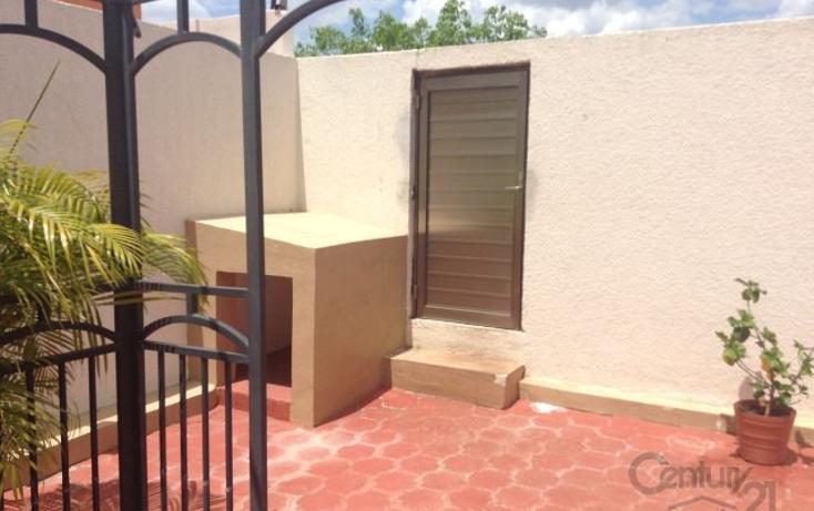 Foto de casa en venta en  , monterreal, mérida, yucatán, 1719320 No. 21