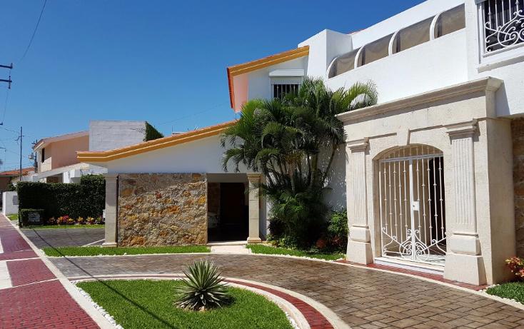 Foto de casa en venta en  , monterreal, mérida, yucatán, 1779686 No. 01