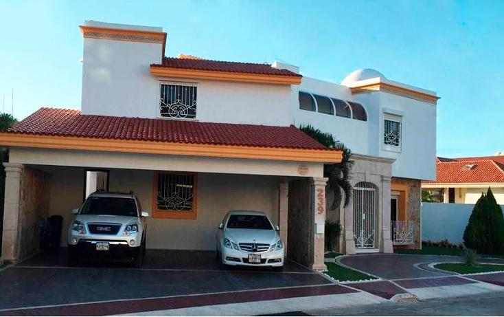 Foto de casa en venta en  , monterreal, mérida, yucatán, 2625488 No. 01
